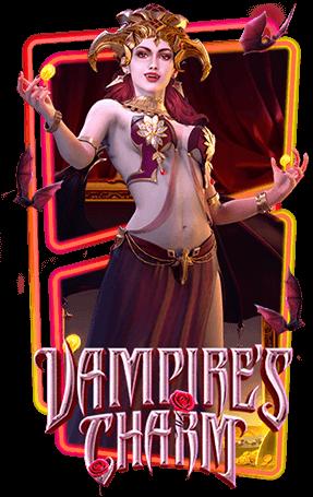 สล็อตพีจี Vampire's Charm