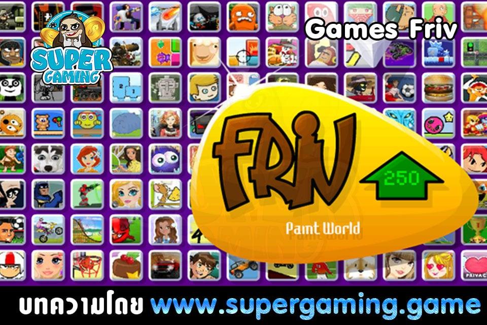 Games Friv