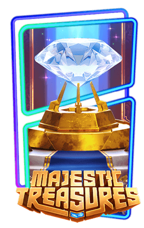 สล็อตพีจี Majestic Treasures