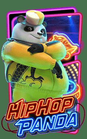 สล็อตพีจี Hip Hop Panda