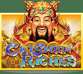 สล็อต Caishen Riches