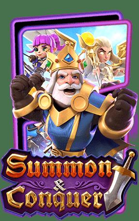 สล็อตพีจี Summon & Conquer