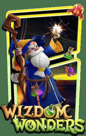 สล็อตพีจี Wizdom Wonders