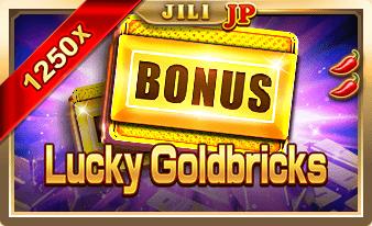 สล็อต Lucky Goldbricks