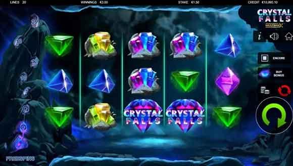 YGGDRASIL Crystal Falls Multimax
