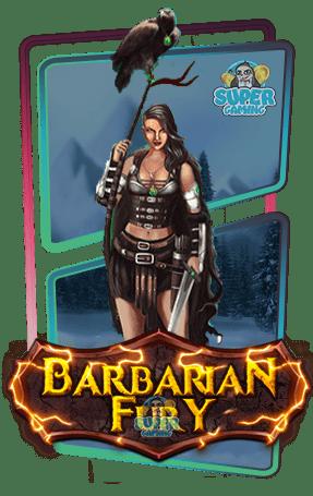 สล็อต BARBARIAN FURY