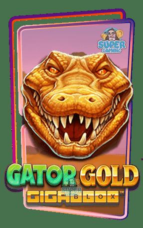 สล็อต Gator Gold GigaBlox