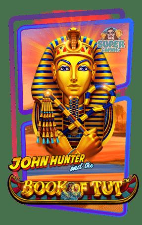 สล็อต John Hunter and the Book of Tut