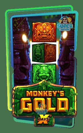 สล็อต MONKEYS GOLD XPAYS