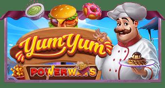 สล็อต Yum Yum Powerways