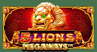 สล็อต 5 Lions Megaways