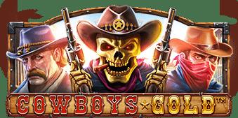 สล็อต Cowboys Gold