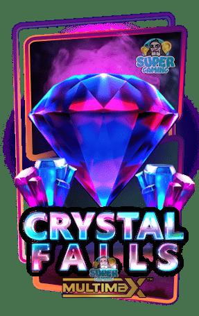 สล็อต Crystal Falls Multimax