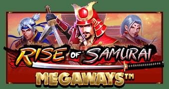 สล็อต Rise of Samurai Megaways