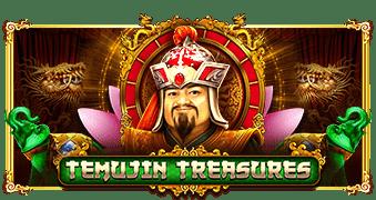 สล็อต Temujin Treasures