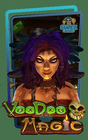 สล็อต Voodoo Magic