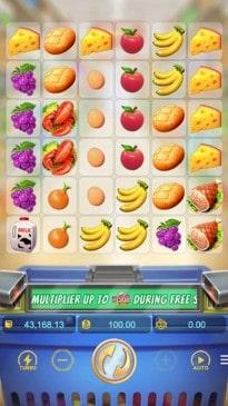 หน้าเกม สล็อต Supermarket Spree-min