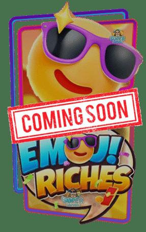 สล็อต Emoji Riches