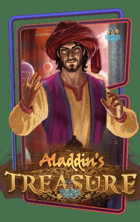 สล็อต Aladdin's Treasure