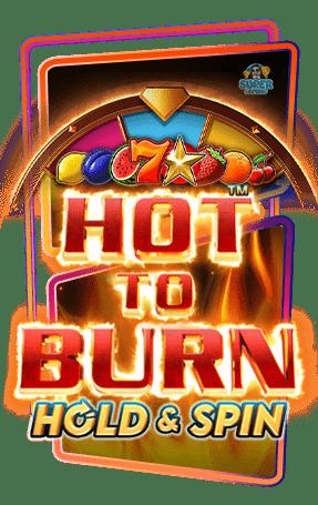 สล็อต Hot to Burn Hold and Spin