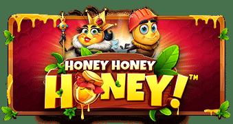 สล็อต Honey Honey Honey